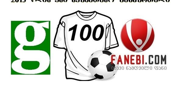 2013 წლის 100 საუკეთესო ფეხბურთელი