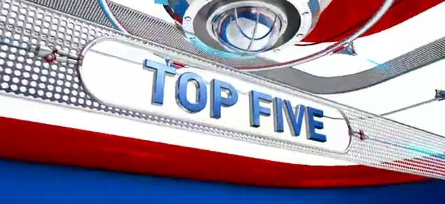 NBA: დღის ხუთი საუკეთესო ეპიზოდი