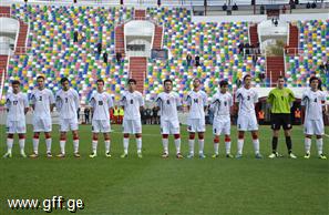 U19 – მაისურაძის ნაკრების ორი ტესტ-მატჩი თურქეთში