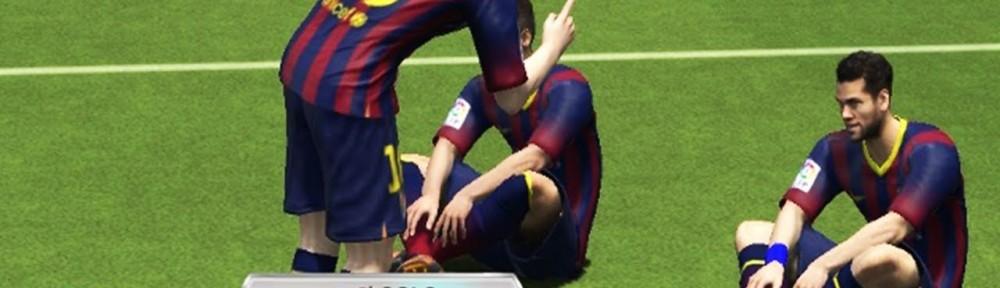 სახალისო FIFA 14