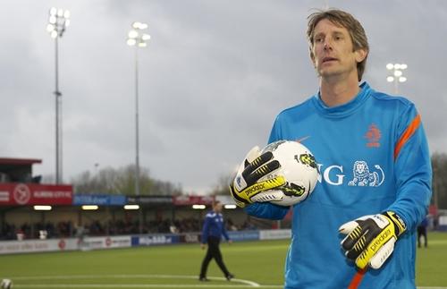 Benefit match - SC Buitenboys v Former Dutch Internationals