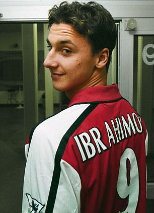 zlatan ibrahimovic fotboll