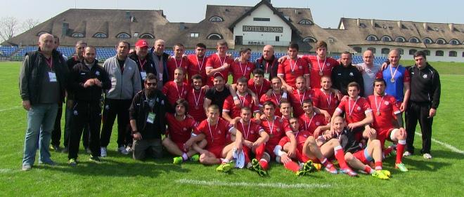 U18 ელიტ დივიზიონის ფინალურ ტურში პორტუგალიას 26-3 ვძლიეთ. ინგლისი ევროპის ჩემპიონია