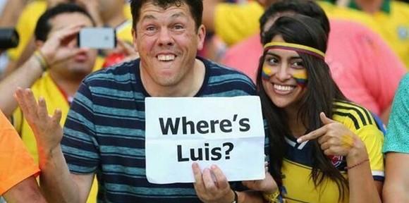 სად არის ლუის სუარესი?