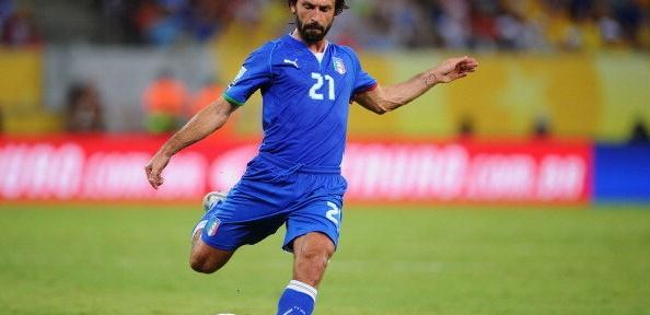 """პირლო: """"იტალია შემტევ ფეხბურთს ითამაშებს"""""""