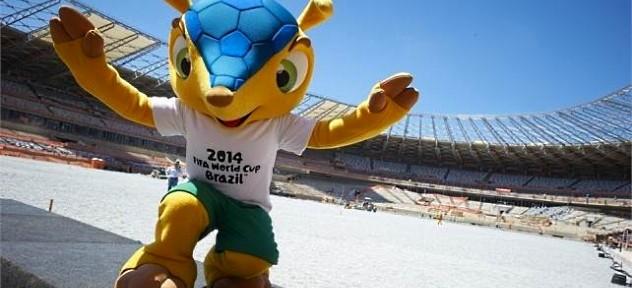 ბრაზილიის მუნდიალის თილისმა — ფულეკო