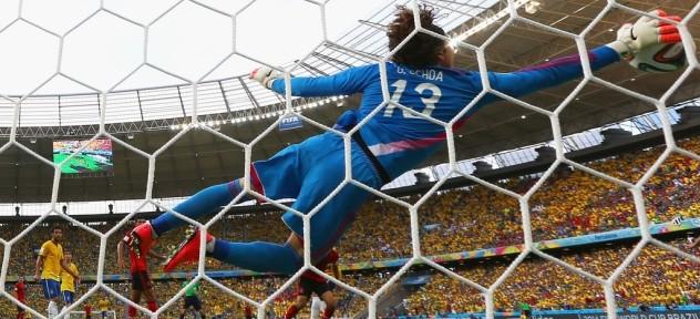 ბრაზილია — მექსიკა (მატჩის გმირი)