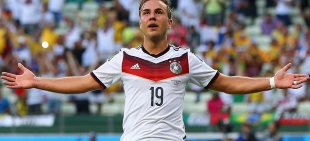 გერმანია — განა (მატჩის გმირი)