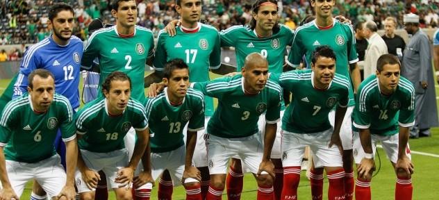 მექსიკელ ფეხბურთელებს ვარჯიშზე ტაქსით მისვლა მოუწიათ