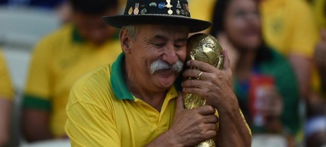 ბრაზილიის ნაკრების ყველაზე ერთგული ქომაგის ისტორია