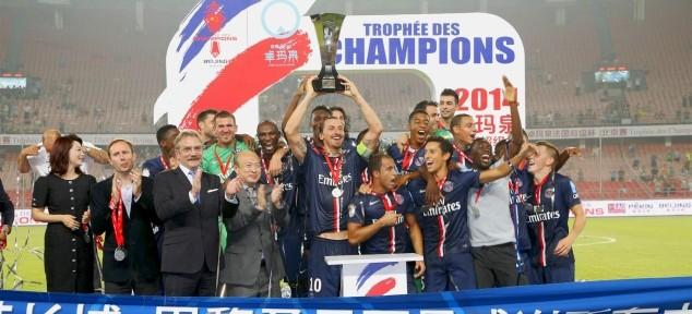 """""""პარი სენ-ჟერმენმა"""" საფრანგეთის სუპერთასი მოიგო"""