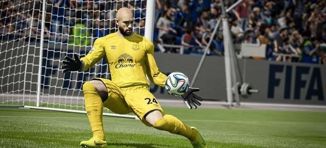 FIFA 15: საუკეთესო მეკარეების ოცეული
