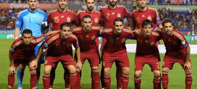ესპანეთის ნაკრებმა წარმატებით დაიწყო