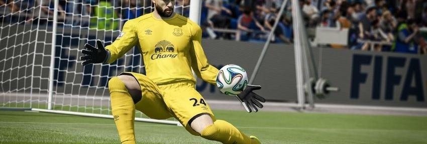 FIFA 15: მეკარეთა რეალიზაციის ახალი დონე