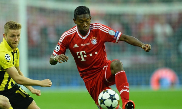 David+Alaba+Borussia+Dortmund+v+FC+Bayern+t7BVAJHxE5Nx