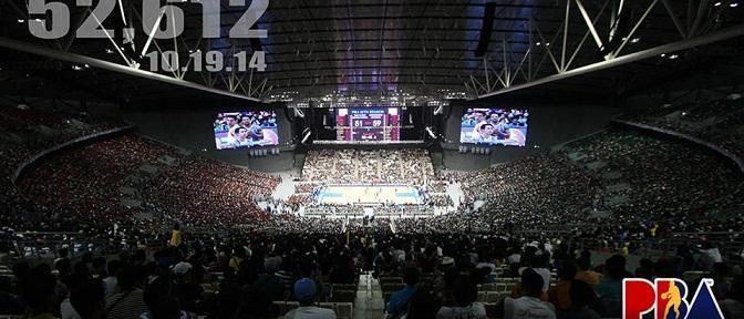ფილიპინების ჩემპიონატის სასტარტო მატჩს 52 ათას მაყურებელზე მეტი დაესწრო