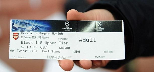 რომელი ევროპული კლუბი ყიდის ყველაზე ძვირად ბილეთებს?