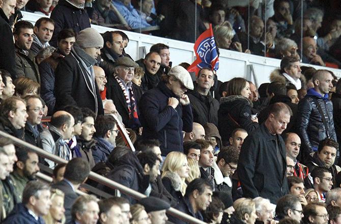 Paris Saint-Germain FC v RSC Anderlecht - UEFA Champions League