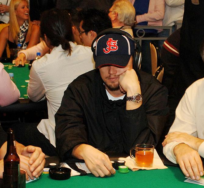 1st Annual Jet Celebrity Poker Tournament