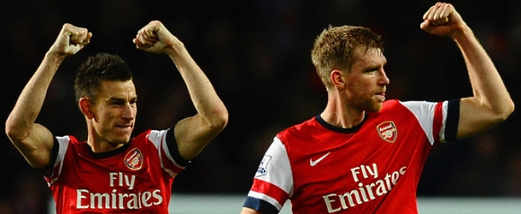 Arsenal defence