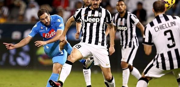 """იტალიის სუპერთასისთვის ბრძოლაში """"იუვეს"""" """"ნაპოლიმ"""" აჯობა"""
