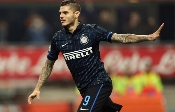 Mauro+Icardi+FC+Internazionale+Milano+v+UC+Feat2lncXRRx