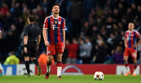 Xabi+Alonso+Manchester+City+FC+v+FC+Bayern+PSYhxIvv9bLx