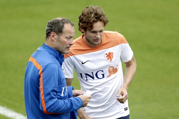 "Training session - ""The Netherlands"""