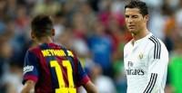 Cristiano Ronaldo - Neymar