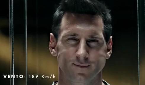 """მესი """"Gillette""""-ს ახალ რეკლამაში (ვიდეო)"""