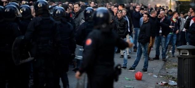 """""""რომას"""" ფანები: """"ჰოლანდიური პოლიცია ცხოველებივით მოგვექცა"""""""