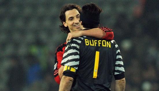 Zlatan+Ibrahimovic+Gianluigi+Buffon+Juventus+h8b_qSXPZUWx