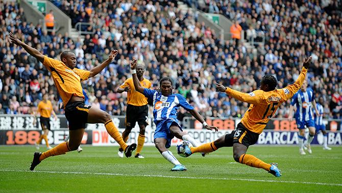 Wigan Athletic v Hull City - Premier League