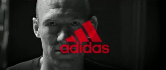 """რობენი """"ადიდასის"""" ახალ რეკლამაში გადაიღეს (ვიდეო)"""