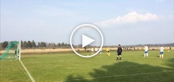 შვედმა მეკარემ სამი დაუჯერებელი სეივი გააკეთა (ვიდეო)
