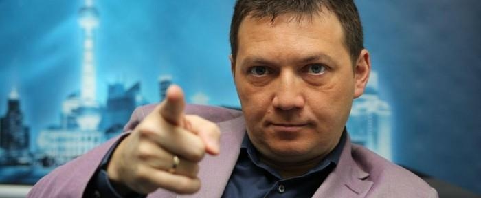 """""""NTV პლუსის"""" კომენტატორი: """"ფინალში """"დნიპროს"""" გასვლა ევროპის ლიგის დაბალ დონეზე მეტყველებს"""""""