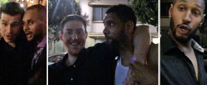"""""""კლიპერსთან"""" მარცხის შემდეგ """"სან-ანტონიოს"""" მოთამაშეები ღამის კლუბში დათვრნენ (ვიდეო)"""
