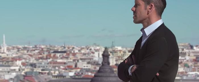"""დიეგო სიმეონე და """"ატლეტიკოს"""" ფეხბურთელები ახალ რეკლამაში (ვიდეო)"""