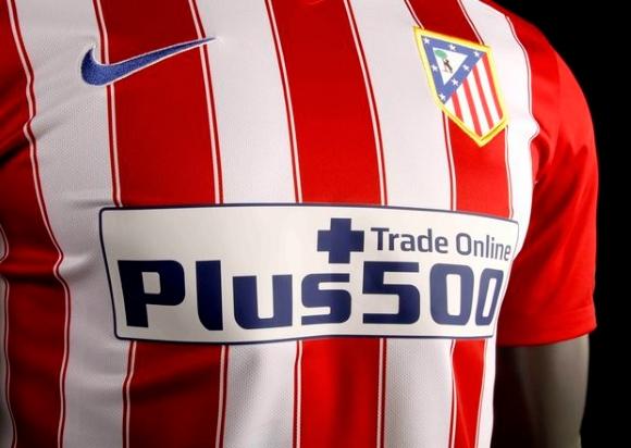 Atlético kit 2