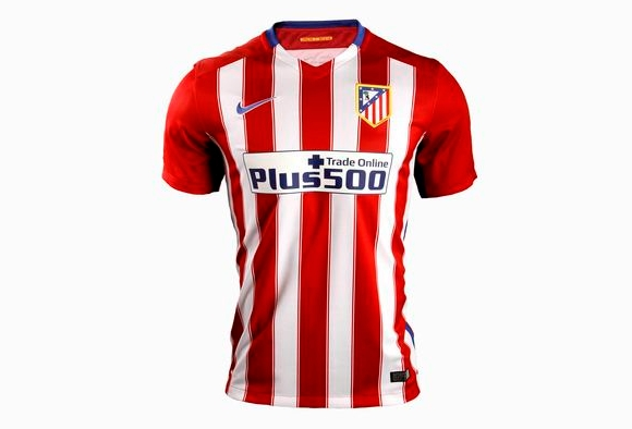 Atlético kit