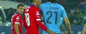 Gonzalo Jara - Edinson Cavani