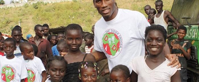 6 აფრიკელ ფეხბურთელი, რომლებიც თავიანთ კონტინენტს ეხმარებიან