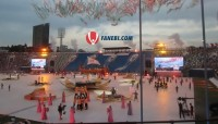 Olympics festival opening ceremony