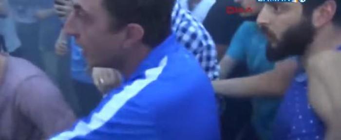 """""""ტრაბზონსპორის"""" ფანები: """"შოთა, გვიყვარხარ"""" (ვიდეო)"""