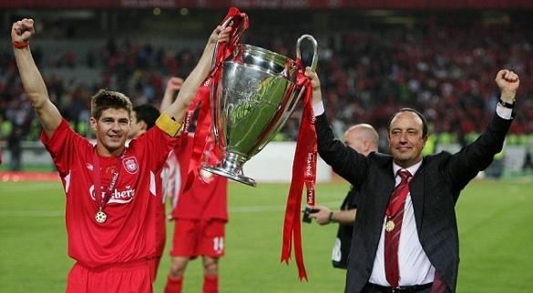 Gerrard - Benitez1