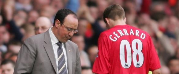 Gerrard - Benitez2