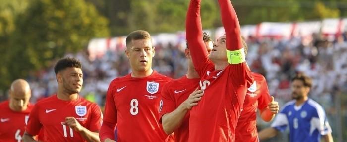 ინგლისის ნაკრებმა ევრო-2016-ზე თამაშის უფლება მოიპოვა (ვიდეო)