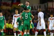 Ireland - Germany