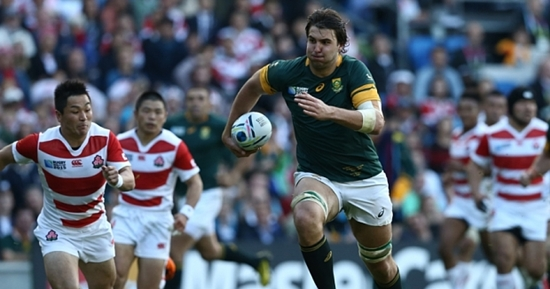 Rugby World Cup - Japan v South Africa