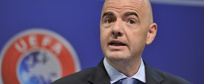 ფიფას საპრეზიდენტო არჩევნებზე საფრანგეთი მხარს ინფანტინოს დაუჭერს